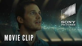 PASSENGERS Movie Clip-  I Woke Up Too Soon (In Theaters December 21)