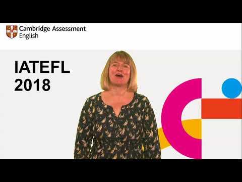IATEFL 2018: Teacher training in the 21st century -- is CELTA still relevant?