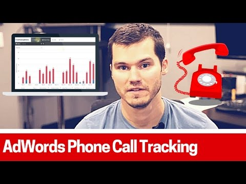 AdWords Phone Call Tracking - 2 Methods For Phone Conversions You're NOT using!