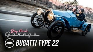 1913 Bugatti Type 22 - Jay Leno