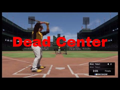 Mlb 16 the show homerun dead center at polo grounds