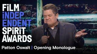 Patton Oswalt Opening Monologue   2014 Film Independent Spirit Awards