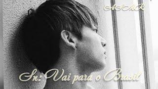 ♥ Jungkook ♥{ASMR} S/N Vai para o Brasil 🇧🇷?SN não faz isso comigo!😔💔🥺