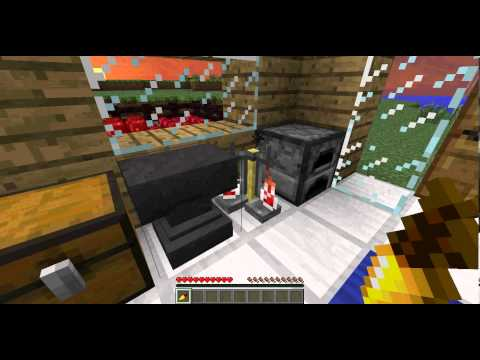 Minecraft : How to make Invisible and Night vision Potions