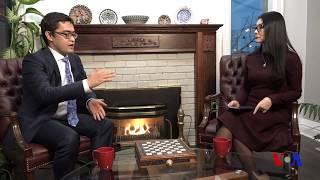 Vashington choyxonasi: Kanadadagi o'zbek advokati