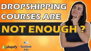 Why Guru's dropshipping courses are not enough ? (+ GIVEAWAY!)