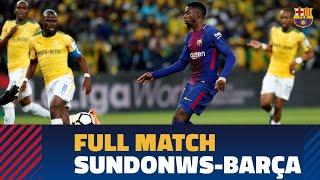 MAMELODI SUNDOWNS 1-3 BARÇA | Full match