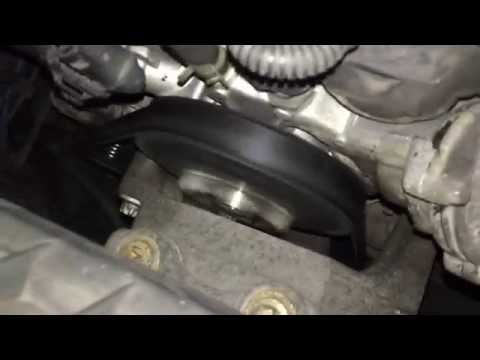 CORSA C 1.2 SXi Timing Chain Before