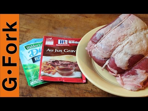 Best Mississippi Roast Slow Cooker Recipe - GardenFork