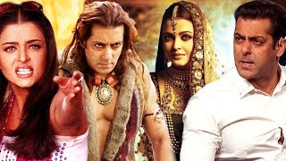 Salman Khan REJECTED Padmavati - Reason Is Aishwarya Rai Bachchan