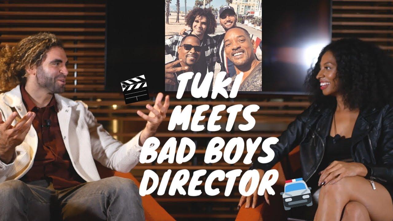 Tuki Daily Show - BadBoys Director Adil El Arbi