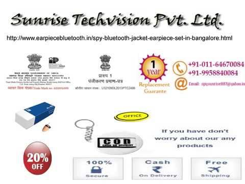 9393701999 Spy Bluetooth Earpiece In Bangalore 9393701999