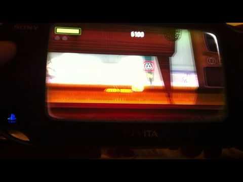 PS Vita Mutant Blobs Attack Gameplay Footage -