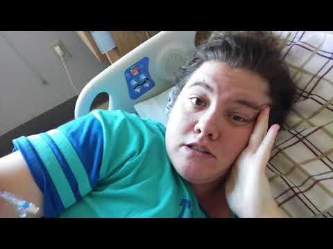 PREGNANCY IS HARD: High Blood Pressure/Hyperemesis Hospital Stay