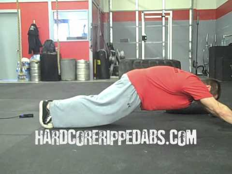 How to Get Ripped ABs - Building A STRONG Core - Plank Progressions