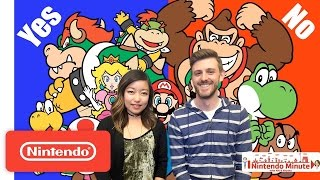 'Would You Rather' Nintendo Edition – Nintendo Minute
