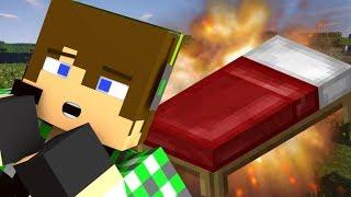 LI UCCIDO TUTTI MENTRE SPACCO IL LETTO - Minecraft Bedwars