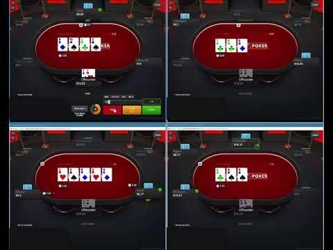 Global Poker Run it Up Episode 4 10nl 6-Max Cash Game