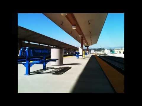 Los Angeles Union Station: Metrolink, Metro Gold Line, Metro Red/Purple Line and Amtrak