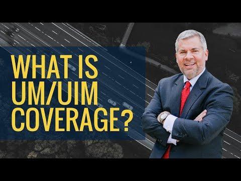 What Is UM/UIM Coverage?   Atlanta Personal Injury Lawyer