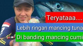 Aksi Gokil Steven Chow Saat Mancing Tuna