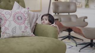 DHONI AD WITH BABY 2017