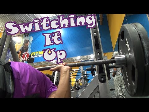 SWITCHING IT UP| Tough Mudder- Ep. 12
