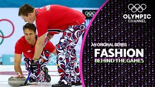 Norwegian Curling Team - Who Wears The Pants?   Fashion Behind The Games