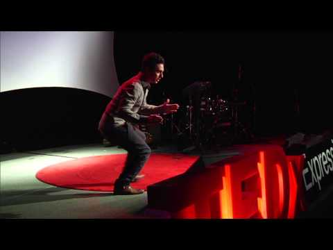 Being insecure: Tomáš Jech at TEDxExpressionCollege