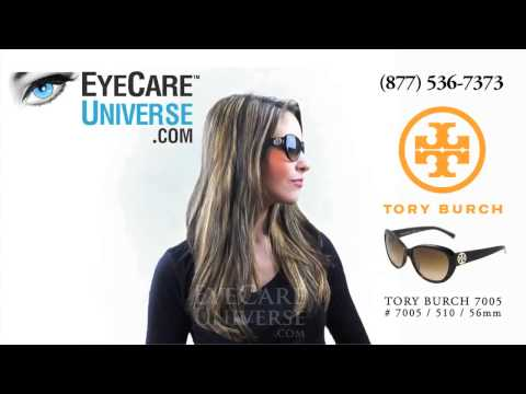 Tory Burch TY7005 510/8 56mm Sunglasses Quick Review
