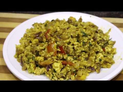 ऑफ़िस का लंचबोक्स हो या बच्चों का टिफ़िन बनायें पनीर की सब्ज़ी सिर्फ़ 10मिनट में ।paneer bhurji