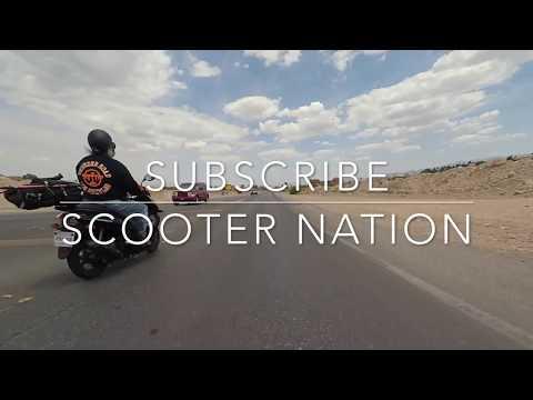 Scooter Nation Ride around Las Vegas