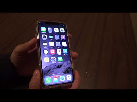 How to Hard Reset iPhone X 10