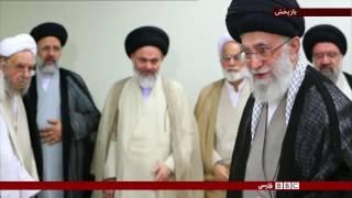 """هاشمی رفسنجانی: برای جانشینی رهبری دو نفر به طور """"سِرّی"""" تعیین شدند"""