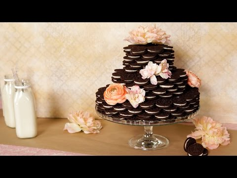How to Make the Oreo Wedding Cake of Your Dreams | Eat the Trend