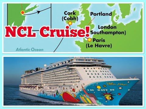 Norwegian Cruise Line Announcement
