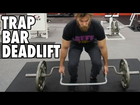 TRAP BAR DEADLIFTS | How-To Exercise Tutorial