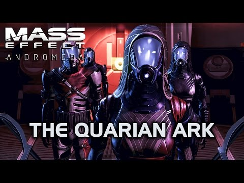 Mass Effect Andromeda - News of the Quarian Ark