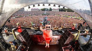 Marshmello - LIVE @ Tomorrowland Belgium 2017
