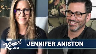 Jennifer Aniston on Quarantine, Cleaning Frenzy & Online Ordering Mistake