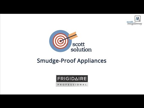 Keep Fingerprints off Stainless Steel Appliances with Scott McGillivray