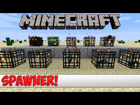 Minecraft Plugin Tutorial - Spawner