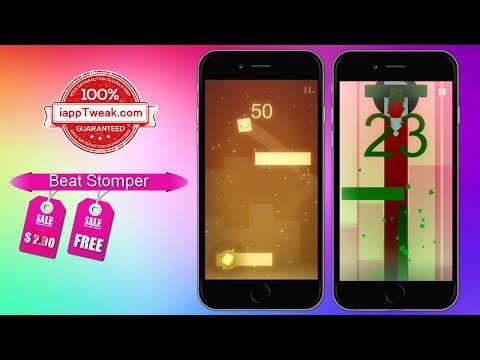 Beat Stomper : Apple's free app of the week [$2 Value]