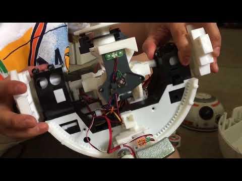 Spin Master Hero Droid BB8 - Deconstruction