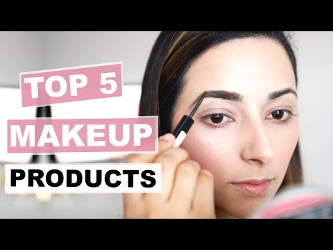 TOP 5 MAKEUP PRODUCTS I CAN'T LIVE WITHOUT   MOMMY / MUMMY MAKEUP REVIEWS   Ysis Lorenna