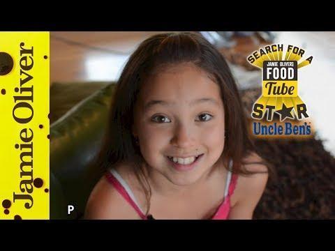 AMBER KELLEY | Food Tube Star & Uncle Ben's