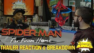 Download Spiderman Far From Home Trailer Breakdown + What's Next For The MCU? Video
