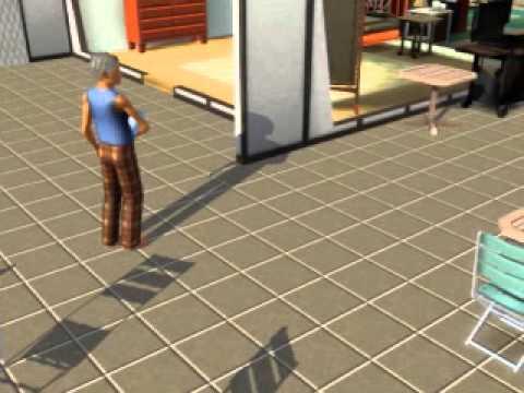 Alien birth Sims 3