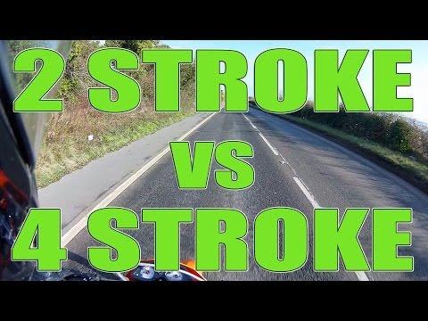 2 Stroke VS. 4 Stroke!