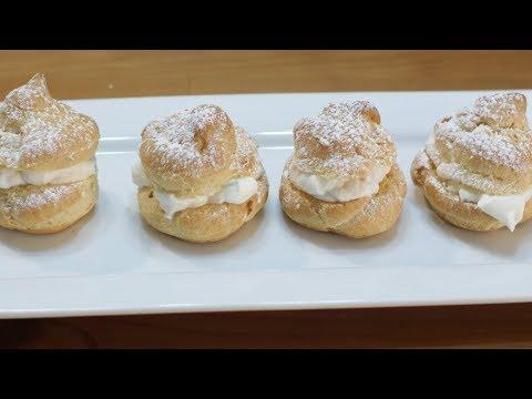 How to Make Cream Puffs | Easy Cream Puff Recipe Trailer